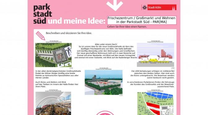 Plan B für den Kölner Großmarkt