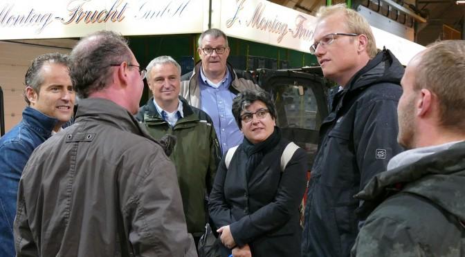 OB-Kandidat Ott: Köln und Region braucht einen Großmarkt